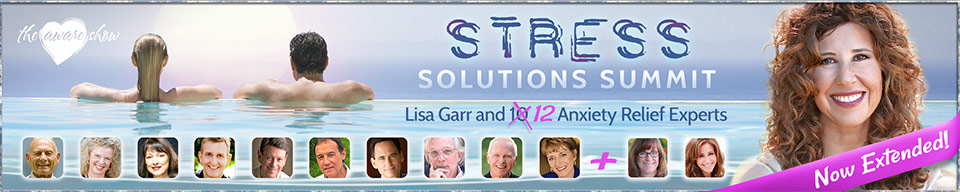 Stress Solutions Summit Lisa Garr the Aware Show
